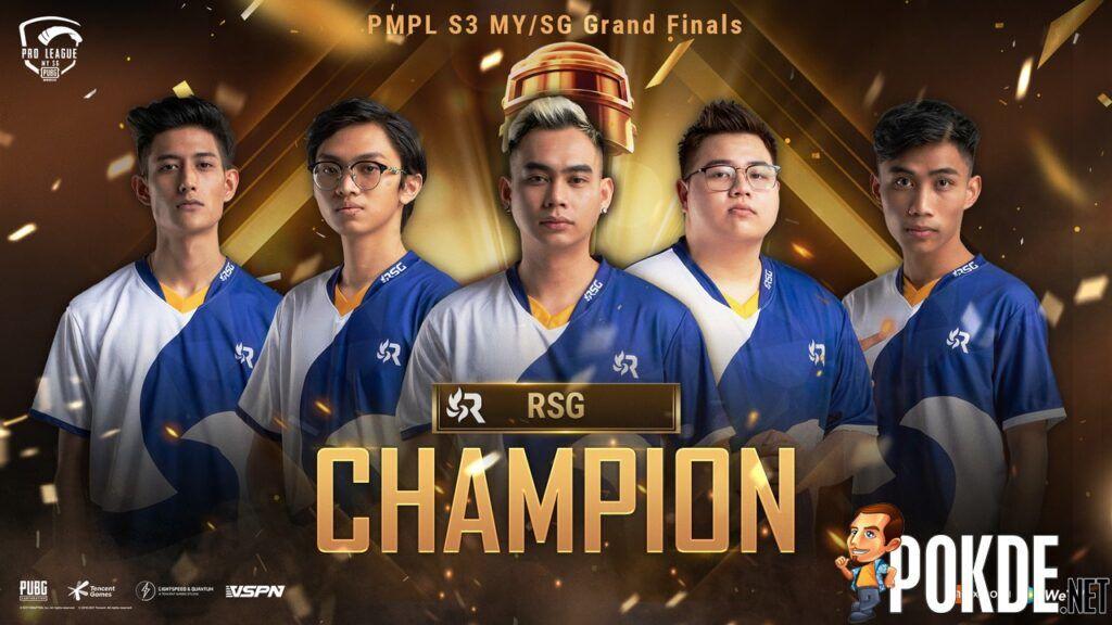 RSG Malaysia Are The New Champions Of PUBG MOBILE Pro League MY/SG Season 3 23