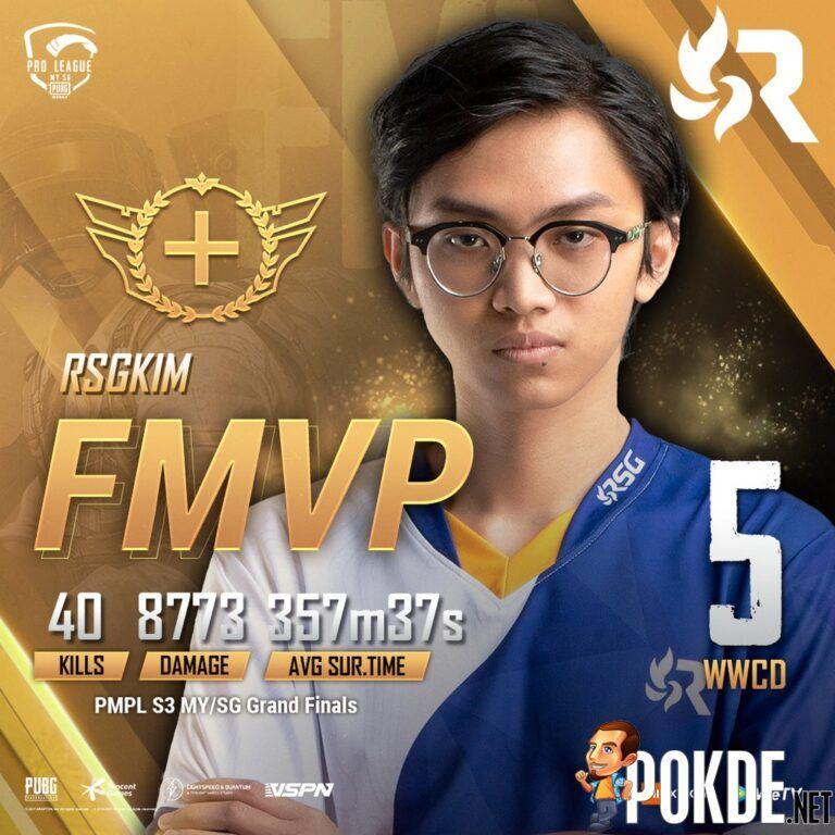 RSG Malaysia Are The New Champions Of PUBG MOBILE Pro League MY/SG Season 3 25