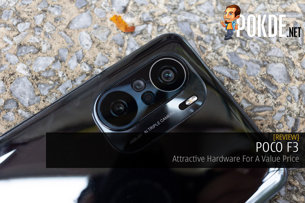 POCO F3 Review — Attractive Hardware For A Value Price 9