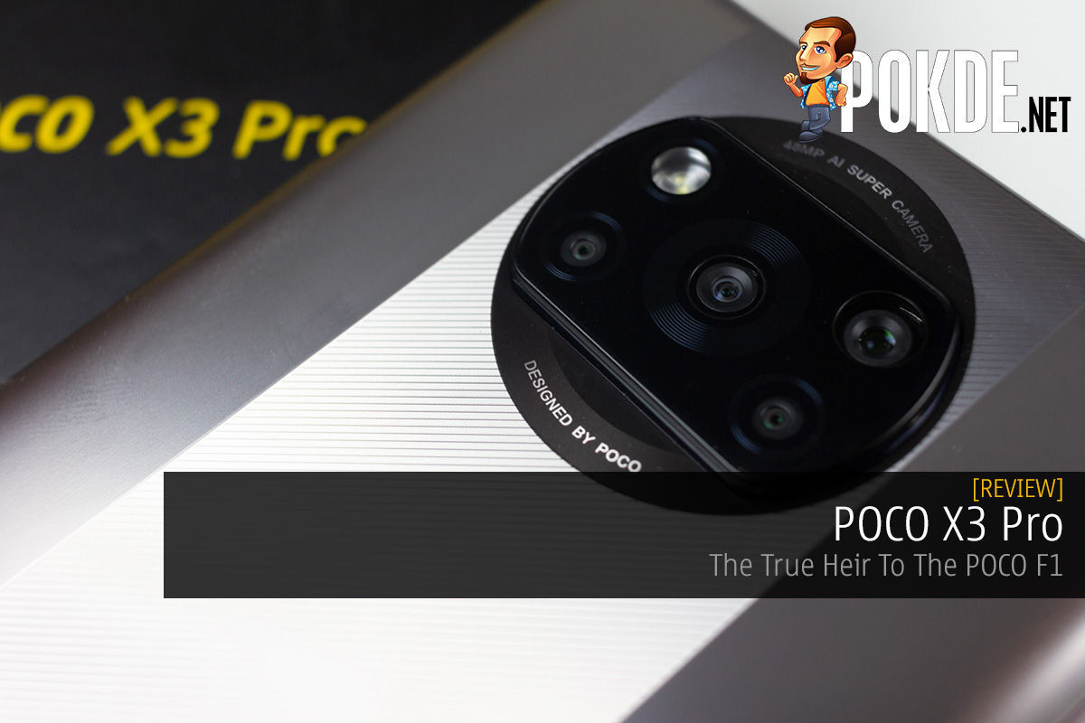 POCO X3 Pro Review — The True Heir To The POCO F1 5