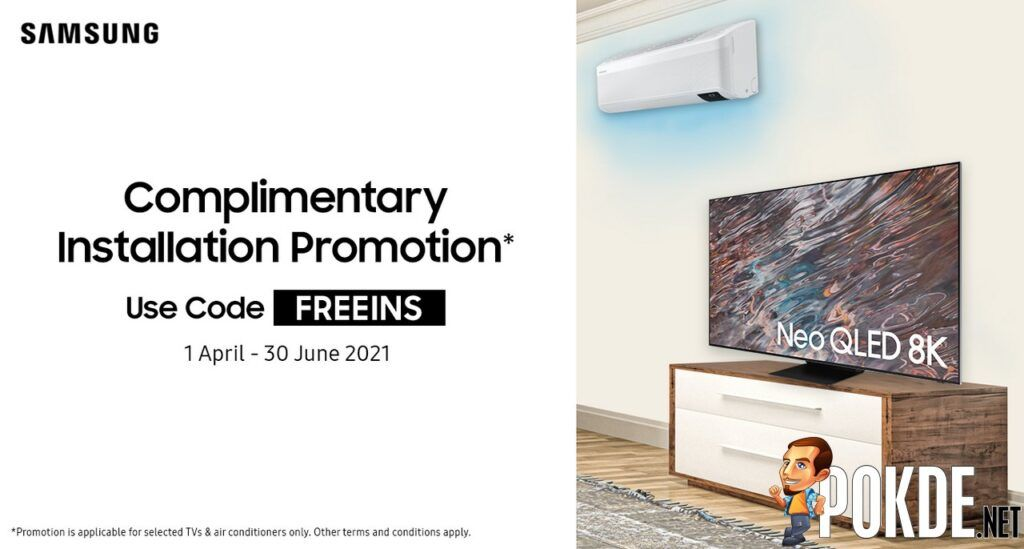 Samsung Malaysia Offering Free Installation And Same-Day Delivery For Selected Products 18