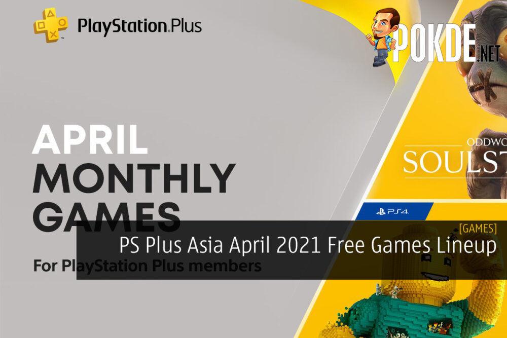 PS Plus Asia April 2021 Free Games Lineup 18