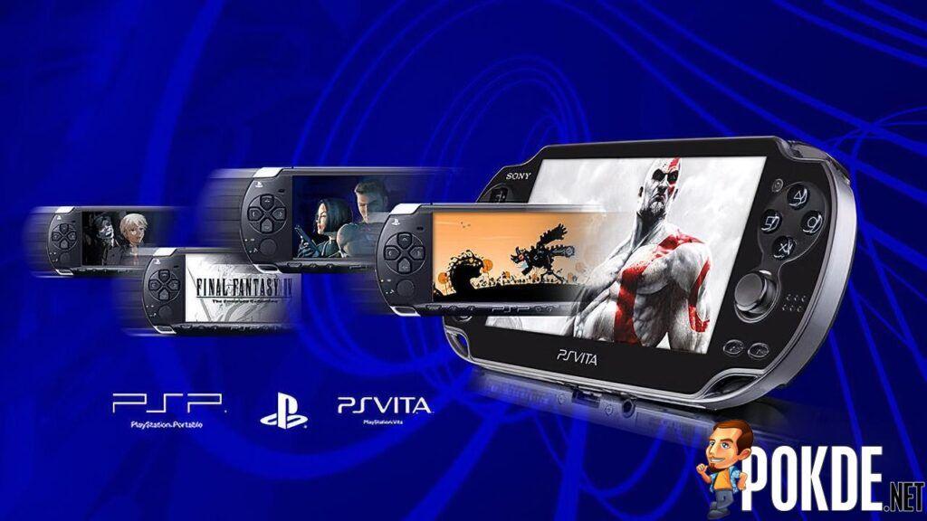 PSP PS Vita