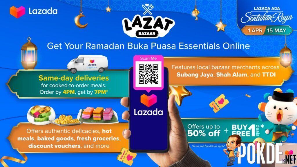Merchants Are Turning To Lazada's Lazat Bazaar During MCO 3.0 24
