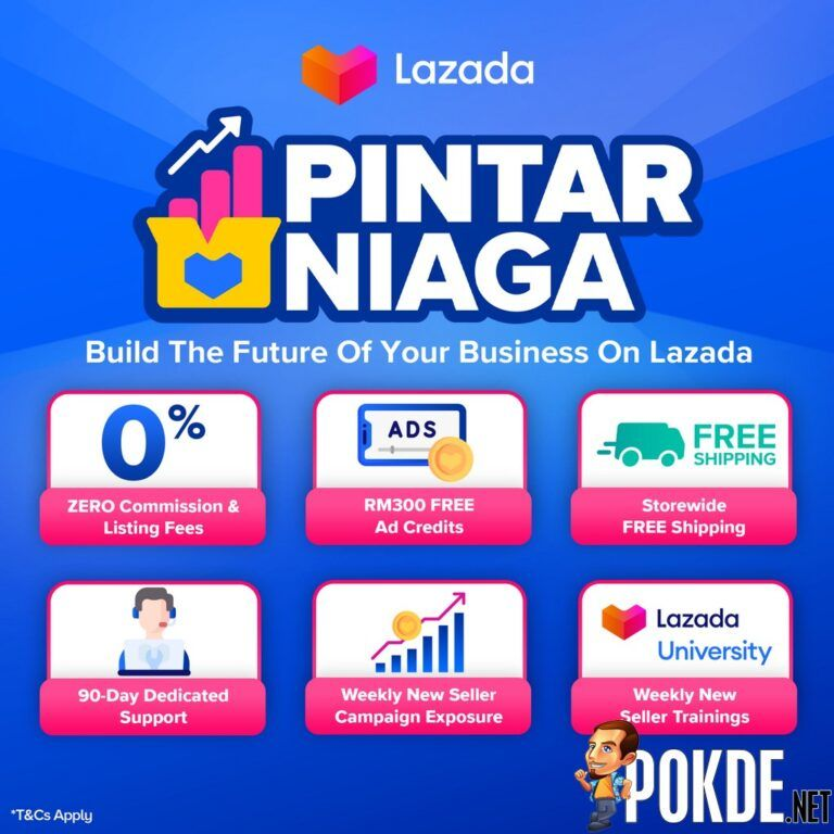 Merchants Are Turning To Lazada's Lazat Bazaar During MCO 3.0 25