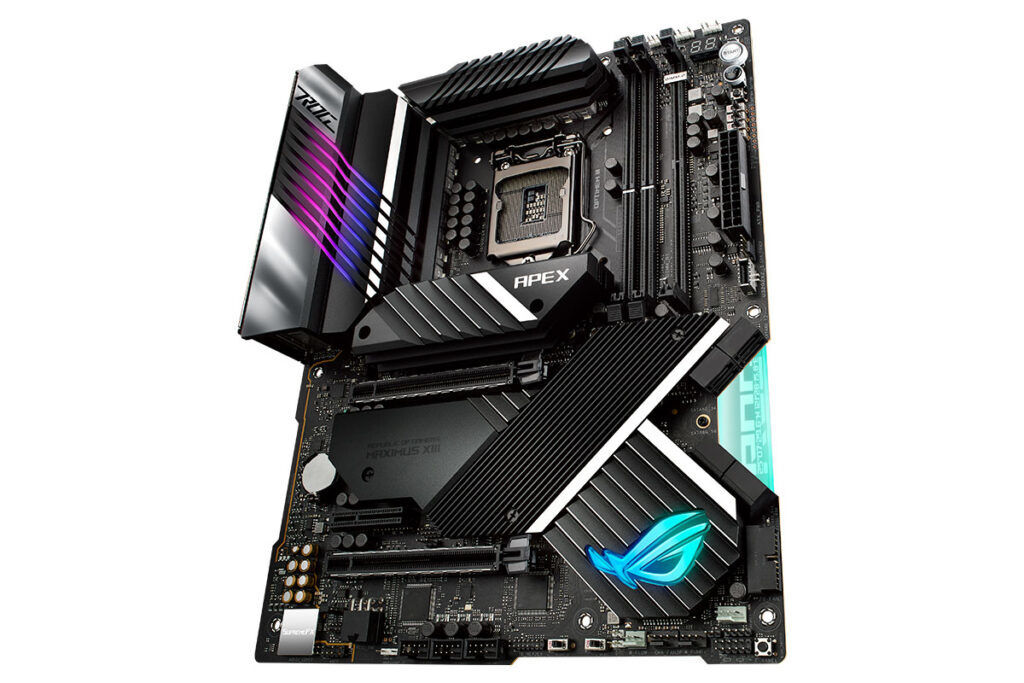 ROG Maximus XIII Apex motherboard