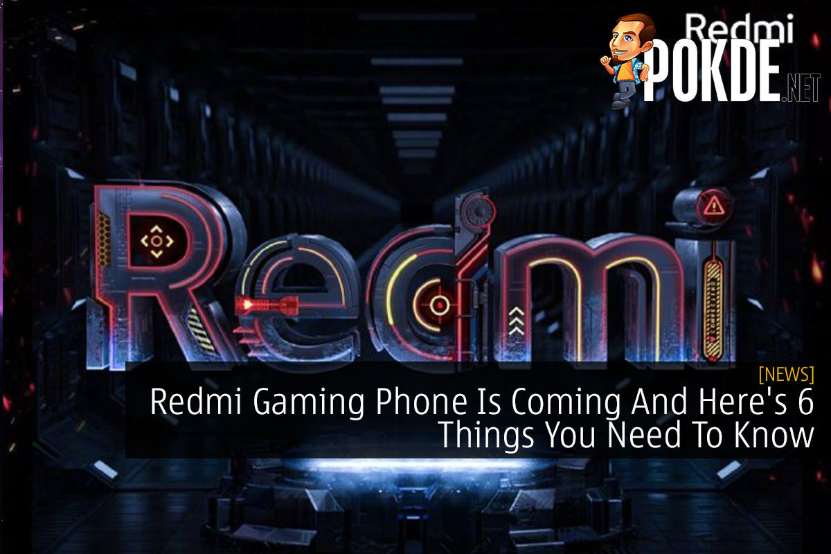 Redmi Gaming Phone Is Coming And Here's 6 Things You Need To Know 7