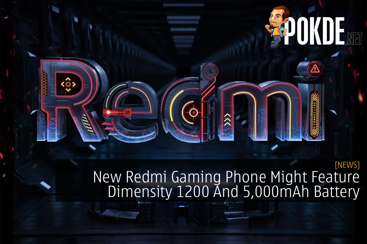Redmi Gaming Phone cover