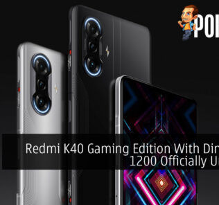 Redmi K40 Gaming Edition With Dimensity 1200 Officially Unveiled 21