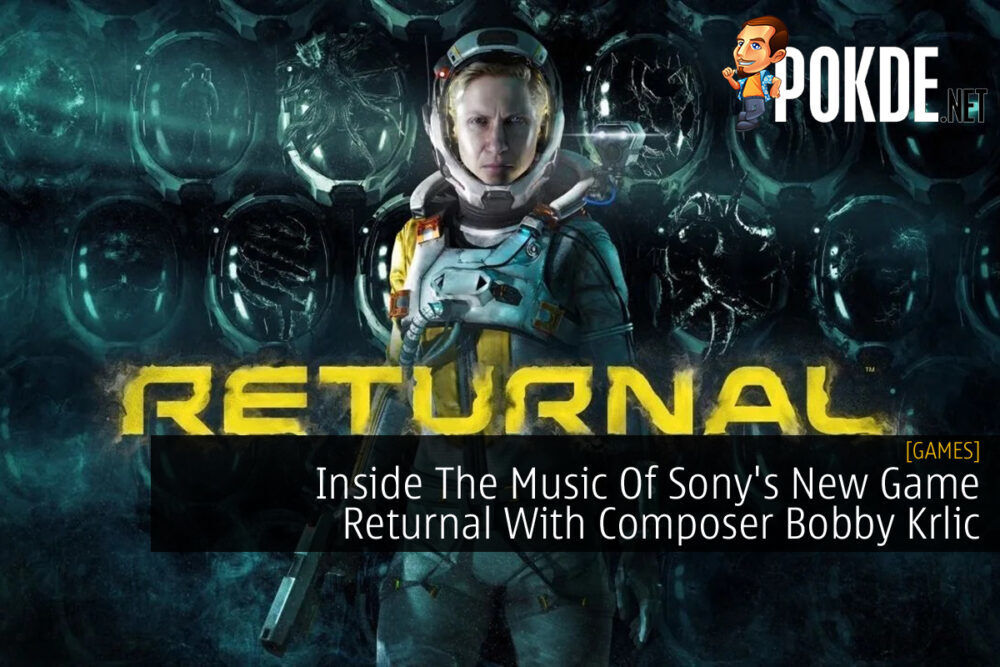 Returnal Bobby Krlic Interview cover final