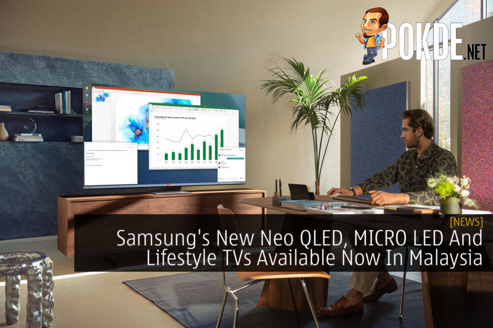 Samsung Neo QLED, MICRO LED And Lifestyle TV cover