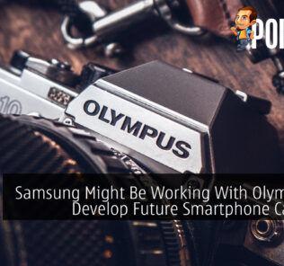 Samsung x Olympus Rumour cover