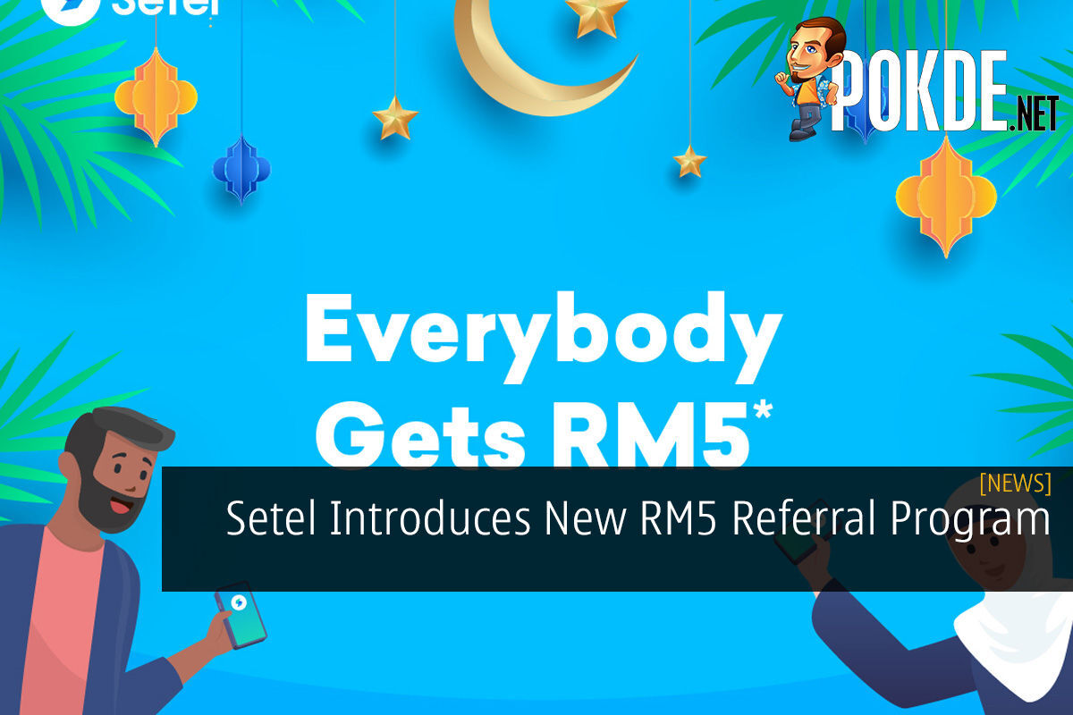 Setel Introduces New RM5 Referral Program 6