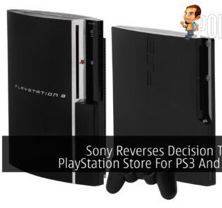 Sony Reverses Decision To Close PlayStation Store For PS3 And PS Vita cover