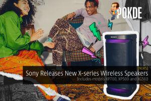 Sony X-series Wireless Speakers XP700 XP500 XG500 cover