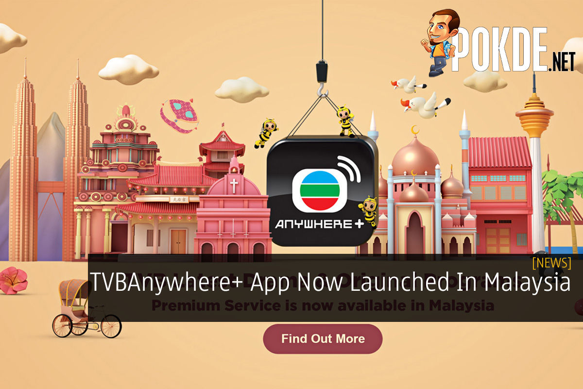 TVBAnywhere+ App Now Launched In Malaysia 3