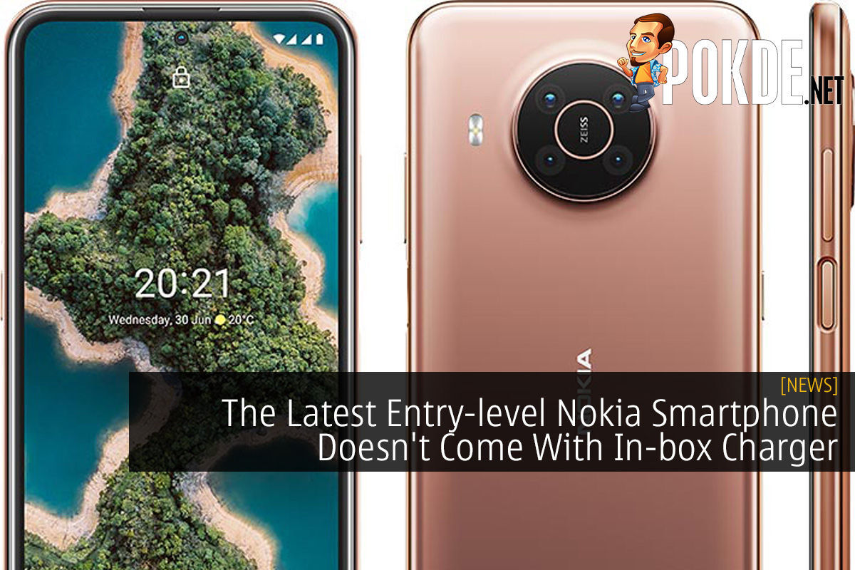 The Latest Entry-level Nokia Smartphone Doesn't Come With In-box Charger 5