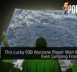 This Lucky COD Warzone Player Won Without Even Jumping From Plane 29