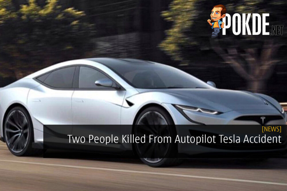 Two People Killed From Autopilot Tesla Accident 19