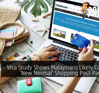 Visa Online Shopping Study cover