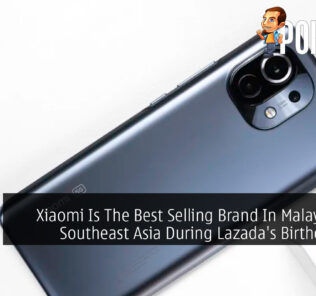 Xiaomi Is The Best Selling Brand In Malaysia And Southeast Asia During Lazada's Birthday Sale 26