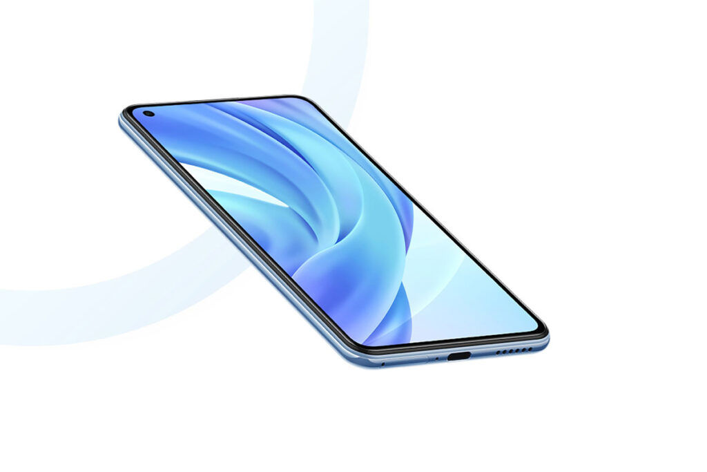 Xiaomi Mi 11 Lite audio