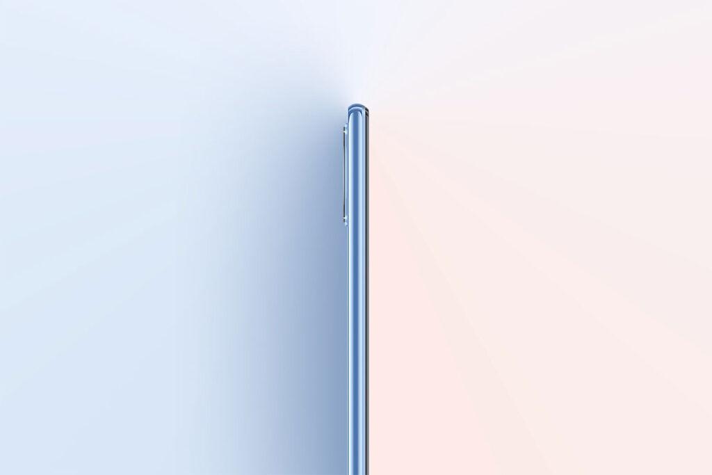Xiaomi Mi 11 Lite thin