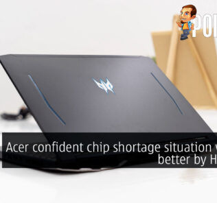 Acer confident chip shortage situation will get better by H2 2021 20