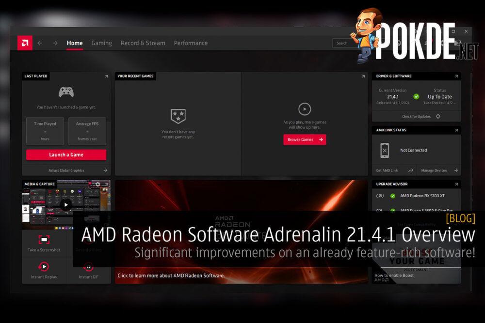 amd radeon software adrenalin 21.4.1 cover