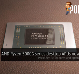 AMD Ryzen 5000G series desktop APUs now official — packs Zen 3 CPU cores and ageing Vega GPU 25
