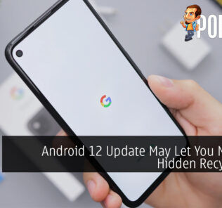 Android 12 Update May Let You Manage Hidden Recycle Bin