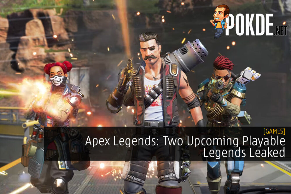 Apex Legends: Two Upcoming Playable Legends Leaked