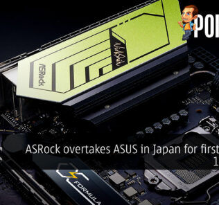 asrock overtake asus 10 years cover