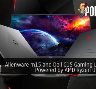 New Alienware m15 and Dell G15 Gaming Laptops Powered by AMD Ryzen Unveiled