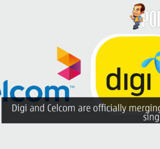 digi celcom merging into single telco cover