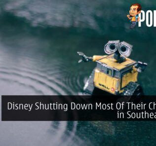 Disney Shutting Down Most Of Their Channels in Southeast Asia