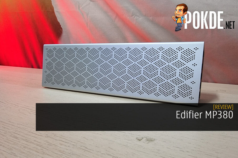 Edifier MP380 Review