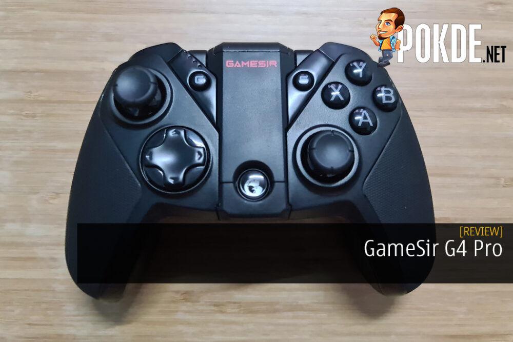 GameSir G4 Pro Review