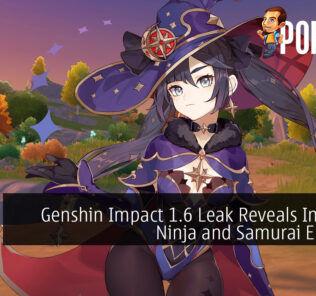 Genshin Impact 1.6 Leak Reveals Inazuma Ninja and Samurai Enemies