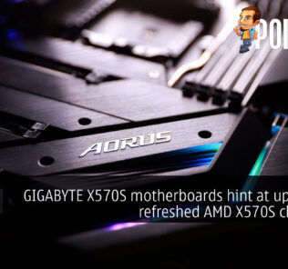 GIGABYTE X570S motherboards hint at upcoming refreshed AMD X570S chipsets? 19