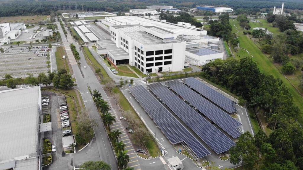 intel malaysia solar kulim
