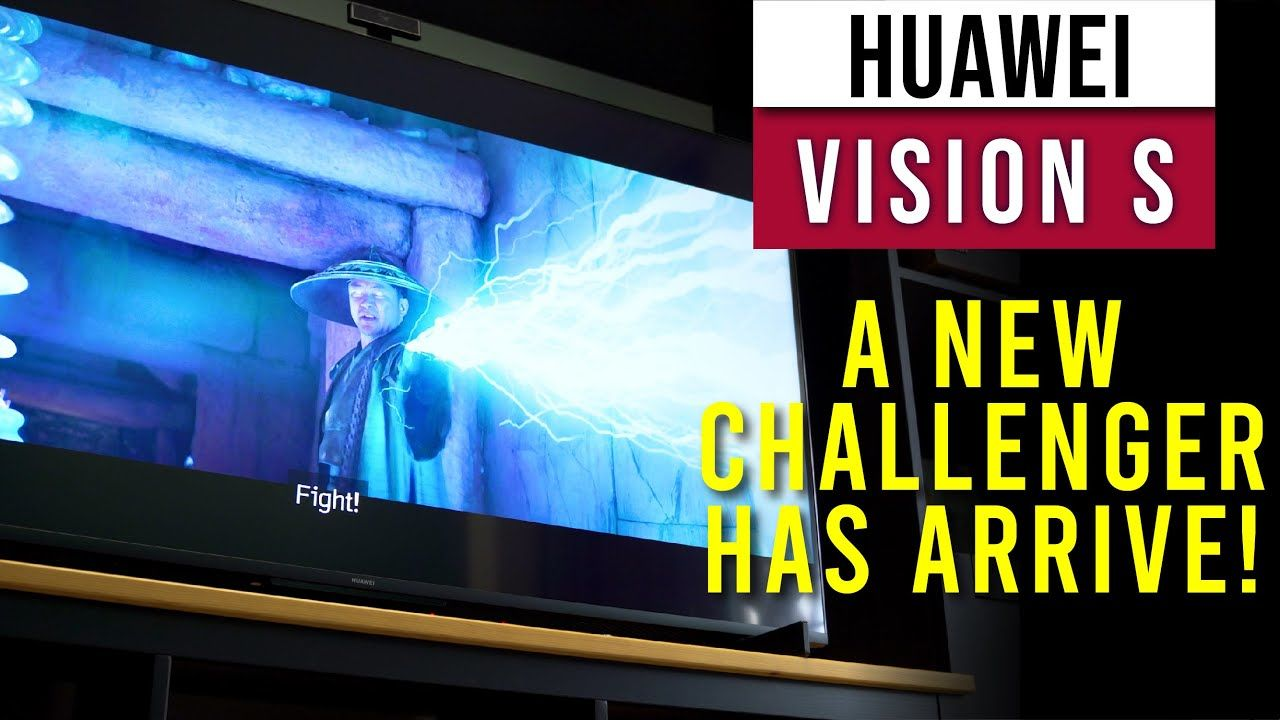 Huawei Vision S Review - A WORTHY TV FOR THE CHOSEN ONE? 14
