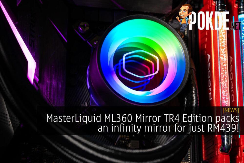 masterliquid ml360 mirror tr4 edition cover