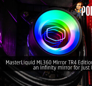 masterliquid ml360 mirror tr4 edition cover