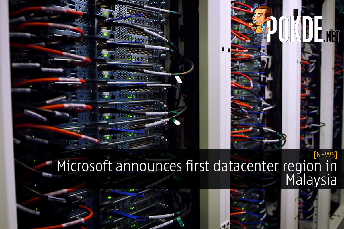 microsoft first datacenter region malaysia cover