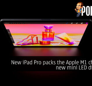 new iPad Pro 2021 apple m1 mini led display cover