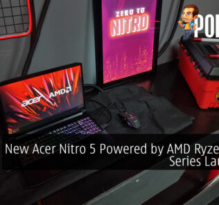 New Acer Nitro 5 Powered by AMD Ryzen 5000 Series Launched