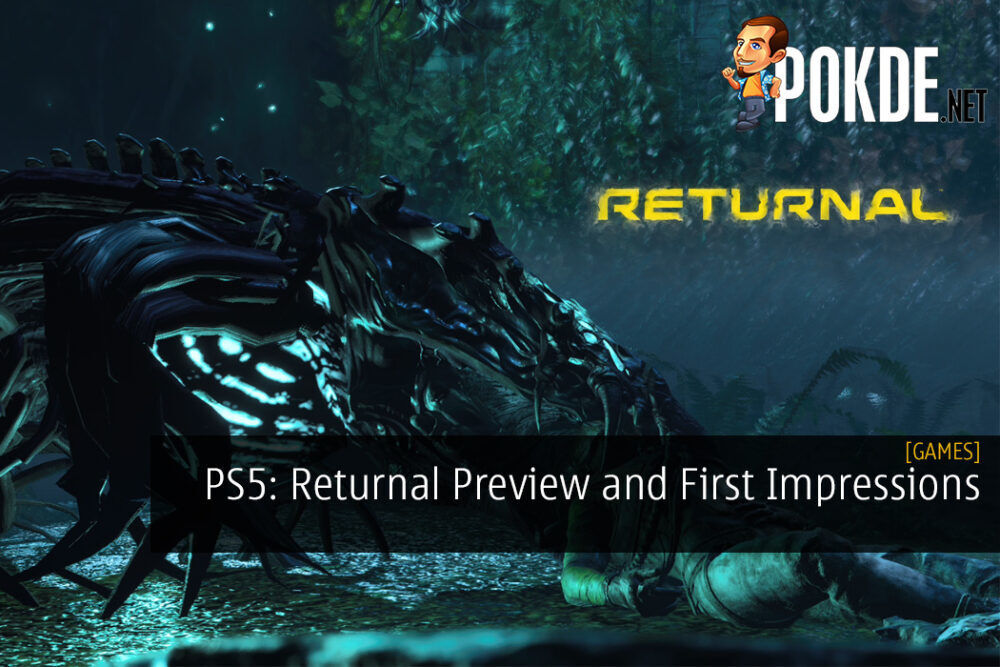PS5: Returnal Preview and First Impressions