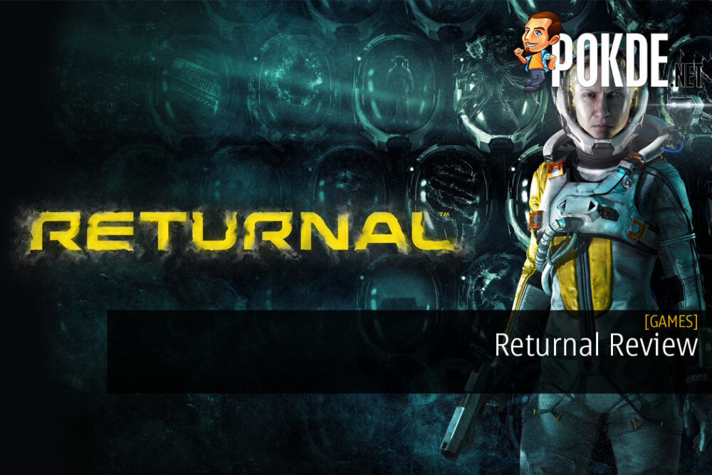 Returnal Review - Simple, Yet Highly Replayable