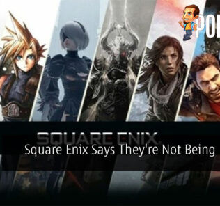 Square Enix Says They're Not Being Bought Over